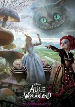 爱丽丝梦游仙境 2010版