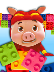 猪猪侠 第五部 积木世界的童话故事